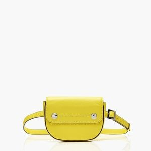 J. Crew Bags - J.Crew NWT Bristol Pebbled Leather Fanny Pack